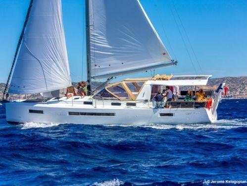 Sailboat Sun Loft 47 (2020)
