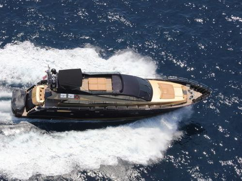 Motorboat Custom build · 2009