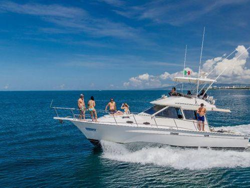 Motorboot Mediterranean 38 · 1990
