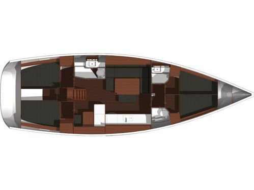 Barca a vela Dufour 445 Grand Large · 2012