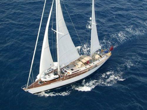 Barca a vela Custom Built · 1982