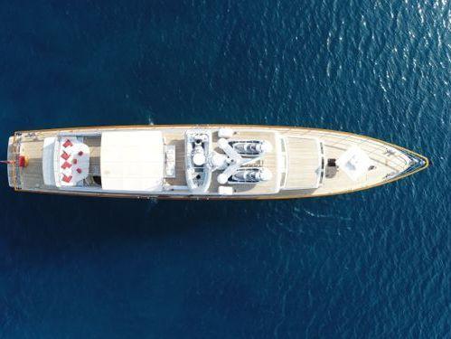 Imbarcazione a motore Custom build (1963)