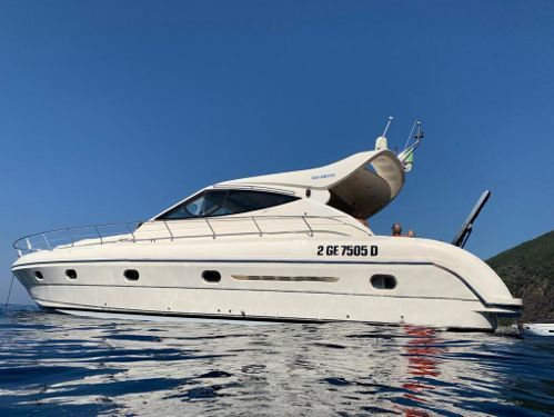 Motorboot Gianetti 48 (2005)