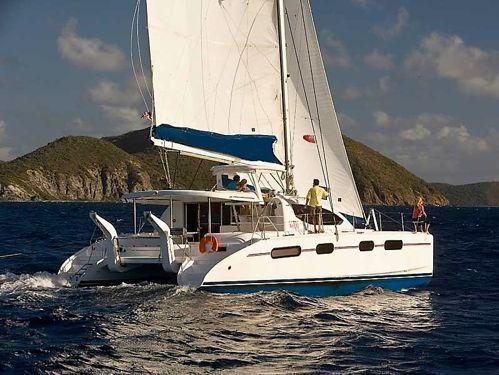 Catamaran Leopard 46 · 2008