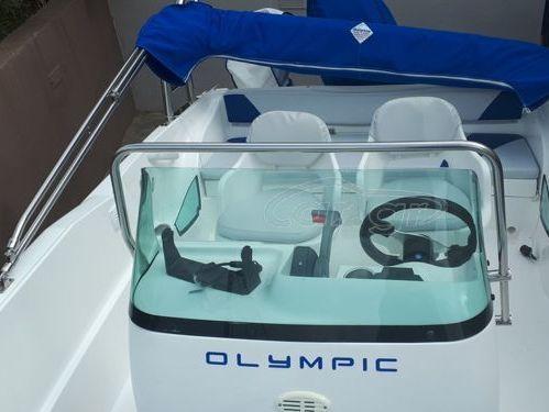 Motoscafo Olympic 520 BR · 2021