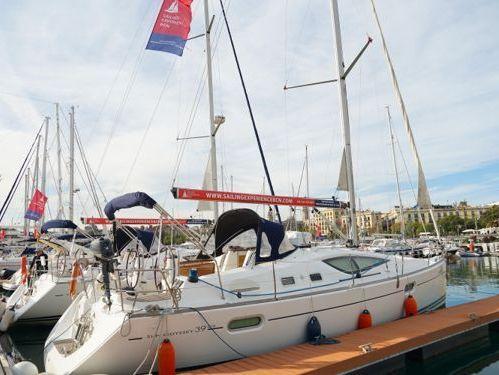 Sailboat Jeanneau Sun Odyssey 39 ds · 2009