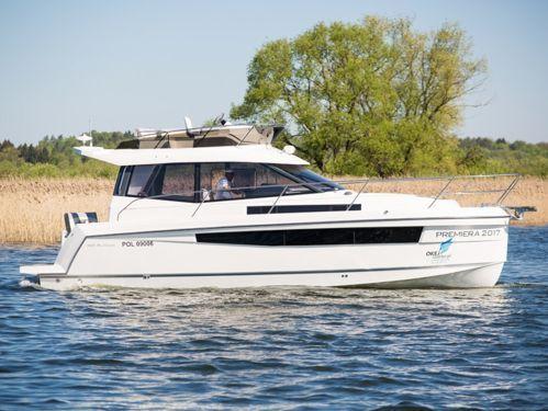 Motorboat Platinum 989 · 2020