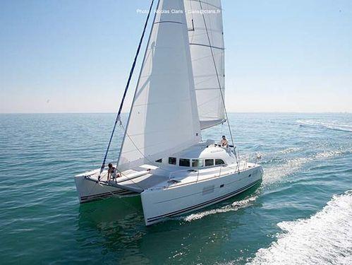 Catamarano Lagoon 380 S2 (2008)