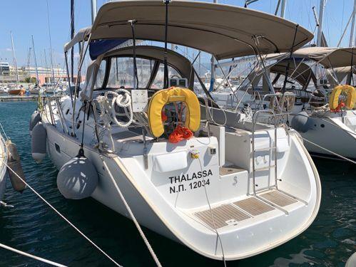 Segelboot Beneteau Oceanis 423 (2006)