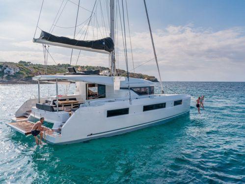 Catamaran Lagoon 50 · 2021