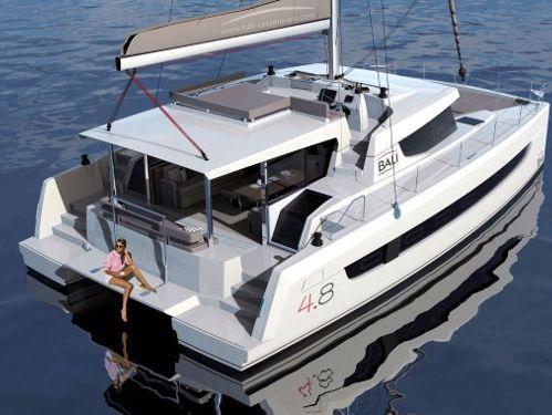 Catamarán Bali 4.8 · 2020