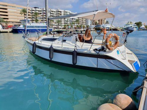 Barca a vela Beneteau 28.1 (2008)