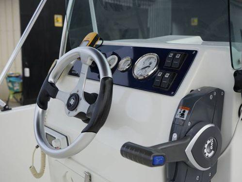 Imbarcazione a motore Aquamar Samoa 161 (2015)