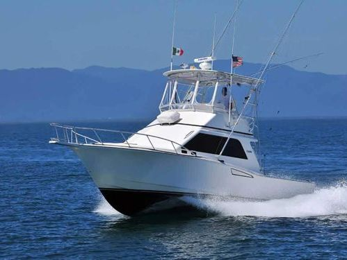 Motorboot Cabo 35 · 1990