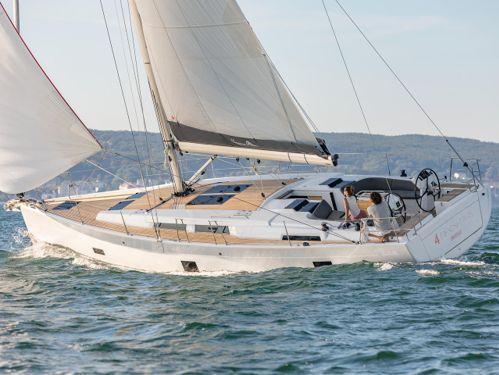 Segelboot Hanse 458 · 2021