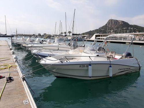 Speedboat Jeanneau Cap Camarat 6.5 CC (2019)