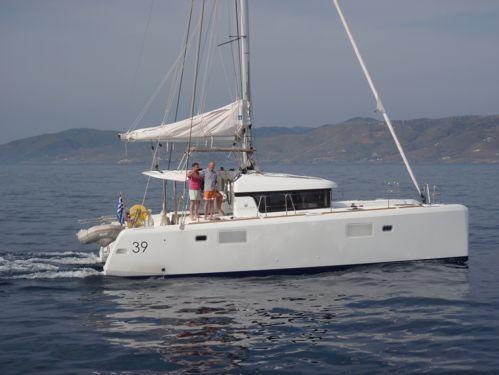Catamaran Lagoon 39 · 2015