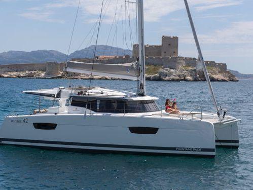 Catamaran Fountaine Pajot Astrea 42 (2020)