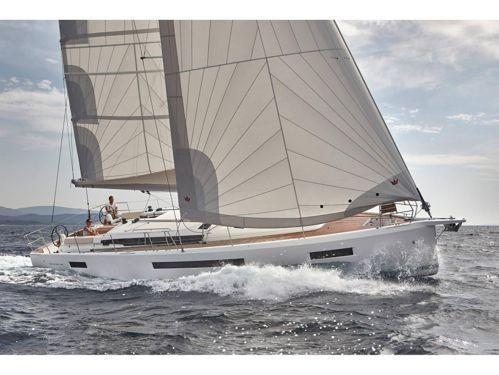 Segelboot Jeanneau Sun Odyssey 490 (2021)