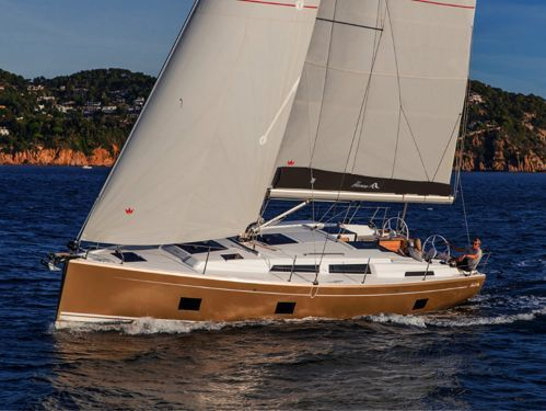 Barca a vela Hanse 418 · 2021