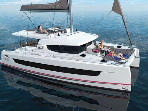 Catamarano Bali 4.6 · 2021