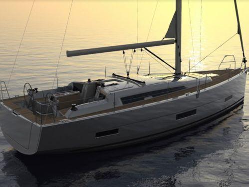 Barca a vela Dufour 390 · 2021