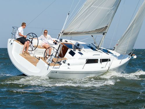 Barca a vela Hanse 315 (2020)
