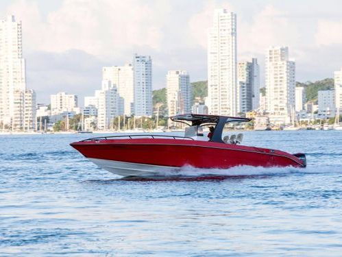 Sportboot Arimar + Suzuki 115 · 2018