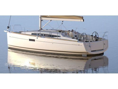Barca a vela Jeanneau Sun Odyssey 349 · 2020