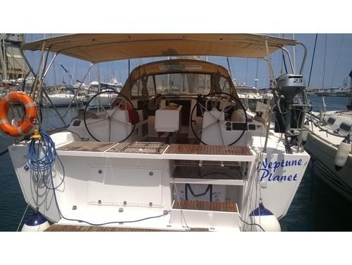 Barca a vela Dufour 460 · 2021
