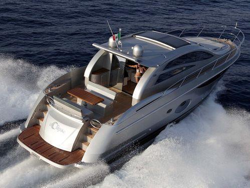 Imbarcazione a motore Blu Martin 48 HT (2013)