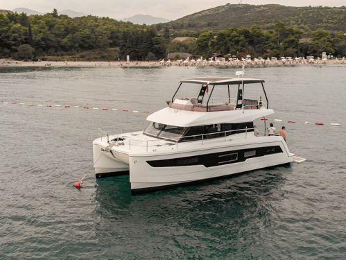 Motorkatamaran Lagoon 40 My · 2020
