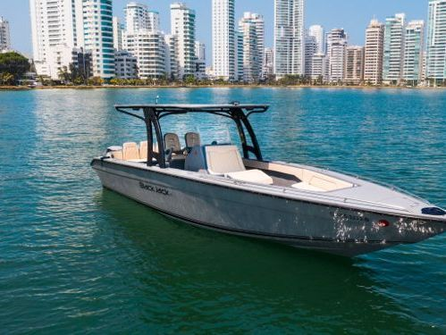 Speedboat Arimar + Suzuki 115 (2008)