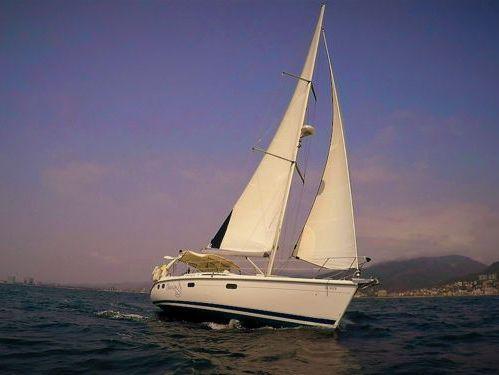 Barca a vela Hunter 38 · 2004