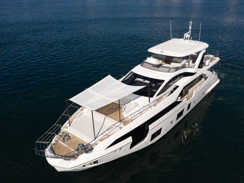 Motorboot Azimut 86 · 2020