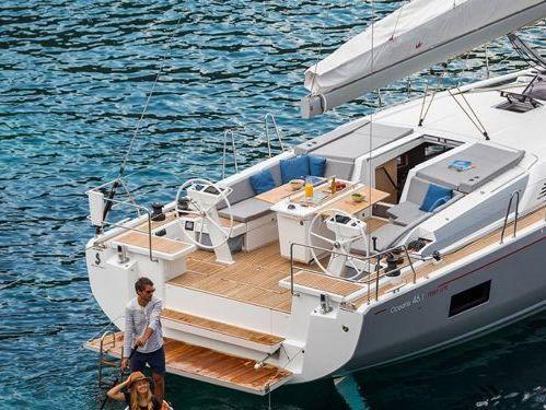 Barca a vela Beneteau Oceanis 46.1 · 2020