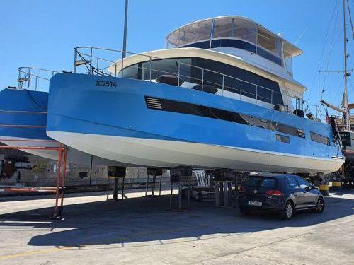 Motor Catamaran Power Cat 27 · 2020