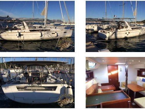 Barca a vela Beneteau Oceanis 41 (2012)