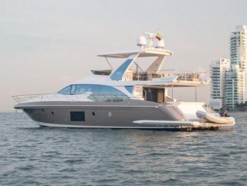 Imbarcazione a motore Azimut 66 · 2017