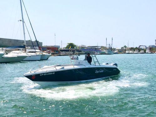Barco a motor Platinum 32 · 2010