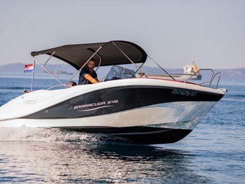 Speedboat Barracuda 545 Open · 2020