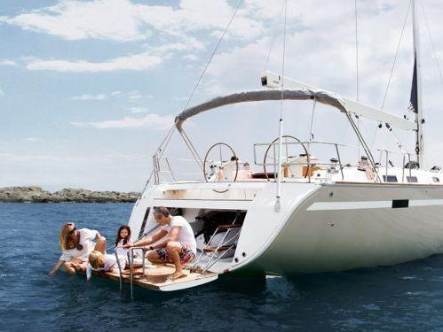 Sailboat Bavaria Cruiser 50 · 2010
