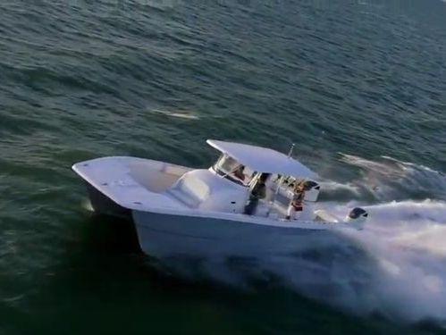 Speedboat Twin Vee 360 · 2019