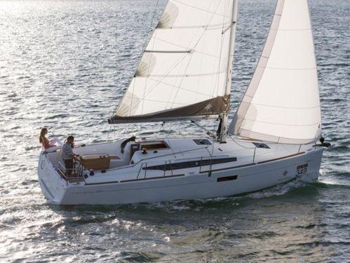 Zeilboot Jeanneau Sun Odyssey 349 · 2021