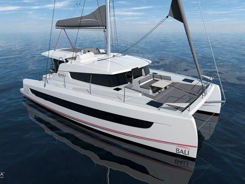 Catamarano Bali 4.2 Open Space · 2021