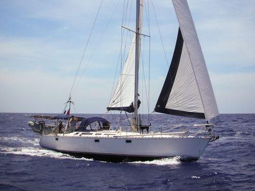 Segelboot Jeanneau Sun Kiss 47 · 1989