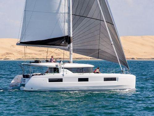 Catamarano Lagoon 46 · 2021