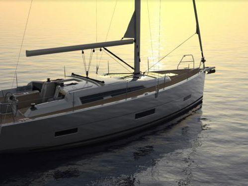 Sailboat Dufour 390 Grand Large · 2020