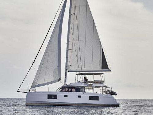 Catamaran Nautitech 46 Fly · 2021
