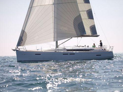 Segelboot Jeanneau Sun Odyssey 449 · 2017